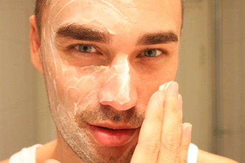 I use the Vitality & Energy Mask for a radiant skin